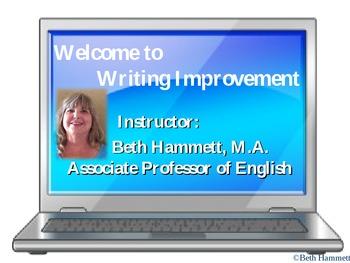 First Day of Class Teacher Template/Introduction PowerPoint