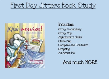 First Day JItters Book Study