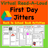 First Day Jitter Read A Loud Book Pack Digital Version
