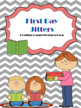 First Day Jitter Reading Pack