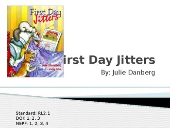 First Day Jitters