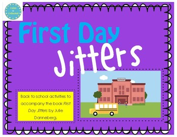 First Day Jitters--Back To School SCOOT