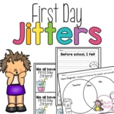 First Day Jitters Book Companion
