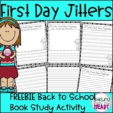 First Day Jitters Writing Activity for Back to School, Dig
