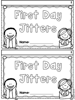 First Day Jitters - First Week Read Alouds