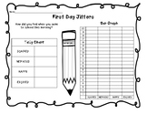 First Day Jitters (Graphing Activity)
