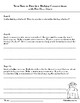 First Day Jitters Lesson Plans & Activities Package, Second Grade (CCSS)