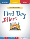First Day Jitters Lesson Plans & Activities Package, Secon