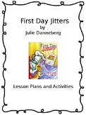 First Day Jitters Lesson Plans and Activities