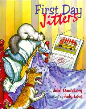 First Day Jitters Literacy Unit
