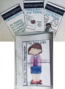 First Day Jitters Literacy Unit (Book 1)