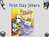 First Day Jitters Powerpoint for teachers