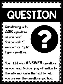 First Day Jitters - Question Comprehension  Lesson Plan