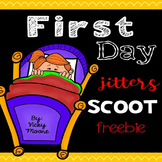 First Day Jitters Scoot