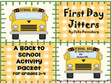 First Day Jitters Story Book Unit Lesson Plan