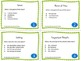 First Day Jitters Task Cards