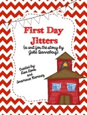 First Day Jitters~a One Week Reading Unit for the story by Julie Danneberg
