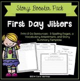 First Day Jitters {Story Booster Pack}