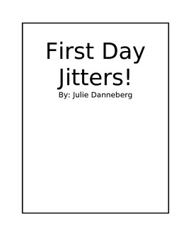 First Day Jitters Writing