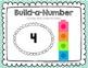 First Day Math Activities