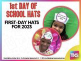 First Day Of Kindergarten 2015 Hat!