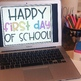 First Day Of School Powerpoint Slides [EDITABLE]
