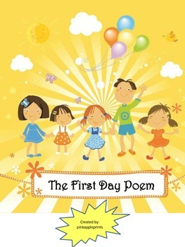 First Day Poem
