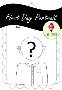 First Day Portrait