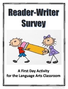 First Day Reader-Writer Survey
