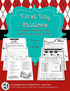 First Day Stations
