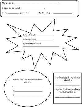 First Day Student Interest Form