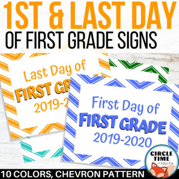 graphic about First Day of 2nd Grade Printable Sign identify Printable Very first Working day Of College or university Signs and symptoms Worksheets TpT