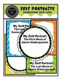 Self Portraits (September and June) pdf