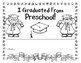 Kindergarten and First Grade Graduation Awards - Free