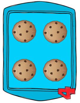 First Day of Preschool Activities - Cookie Theme