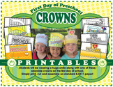 First Day of School Crowns **Preschool**