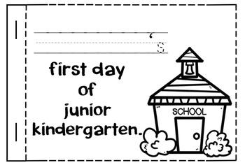 First Day of Preschool Super Set