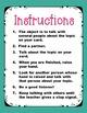 Icebreaker Activities - First Day of School