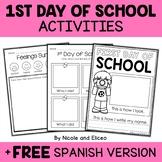 First Days of School Activities
