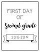 First Day of School Activities K-2