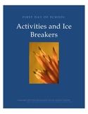 First Day of School Activities and Icebreakers