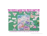 First Day of School Activity Puzzle for Entire Class Invol
