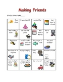First Day of School Activity or Find-a-Friend Treasure Hunt PDF