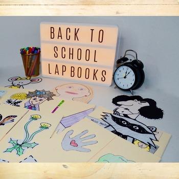 Back to School Lapbook Bundle