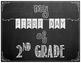 First Day of School Chalkboard Posters - FREEBIE!