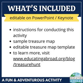 First Day of School Classroom Treasure Hunt
