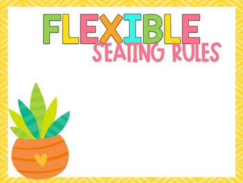 First Day of School Editable PowerPoint Cactus Themed