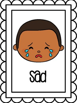 First Day of School Feelings Graphing Activity