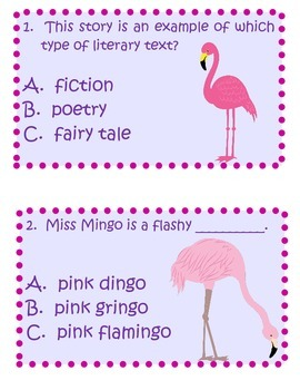Miss Mingo and the First Day of School Activity Pack