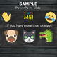 First Day of School Game — That's Me! — PowerPoint Activity